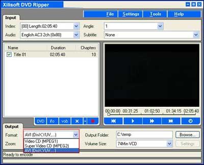 Xilisoft avi mpeg joiner tutorial: convert among avi mpeg videos.
