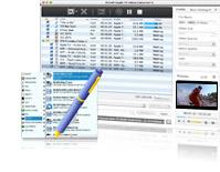 Convert HD video on Mac