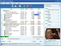 Click to View Full ScreenshotXilisoft FLV Converter 5.1.26.1211 screenshot