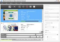 Xilisoft PowerPoint to Video Converter Personal screenshot
