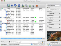 Xilisoft Video Converter Standard Mac