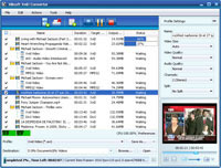 Click to View Full ScreenshotXilisoft XviD Converter 5.1.26.1030 screenshot
