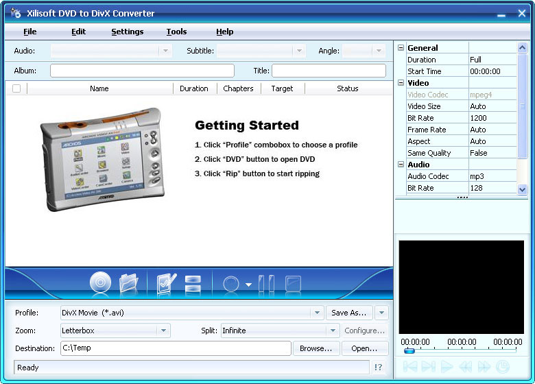 divx 3.22 b codec for windows