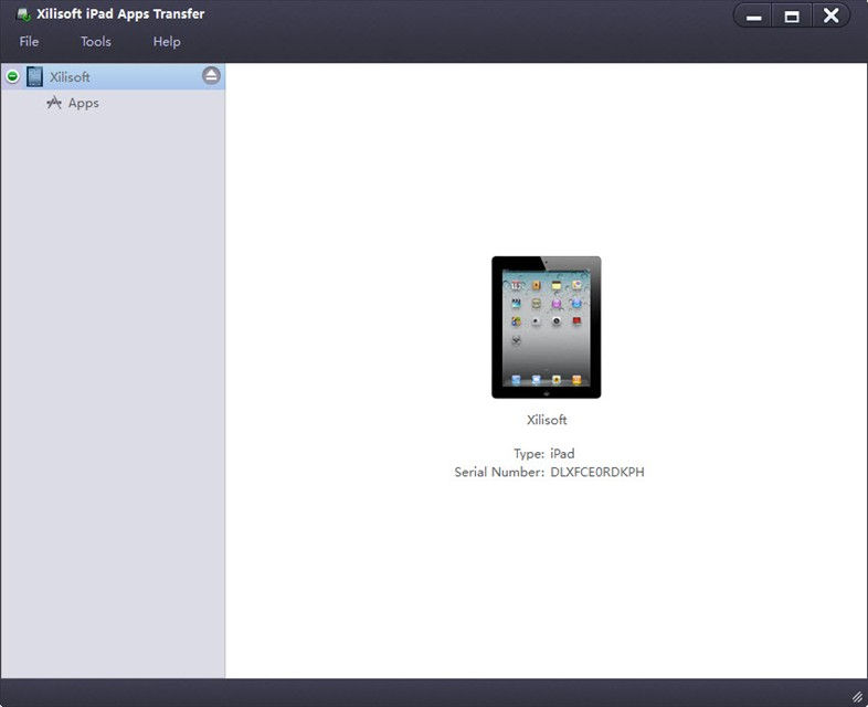Transfer iPad apps and manage app documents