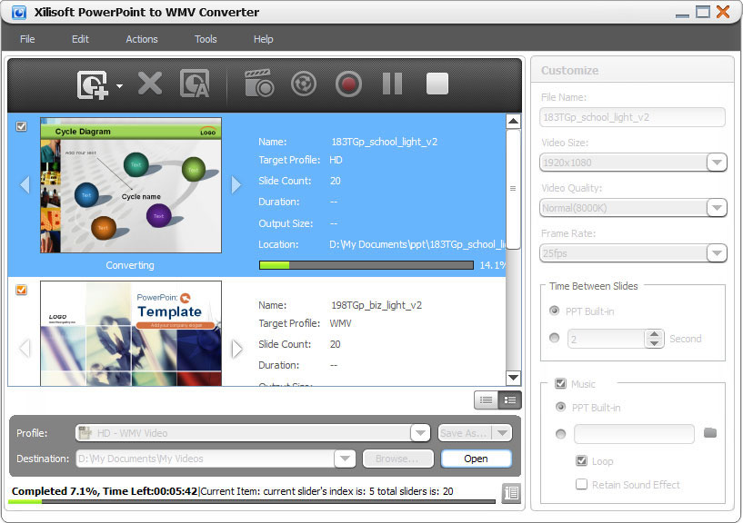 ppt to wmv converter, convert ppt to wmv, powerpoint to wmv converter, convert powerpoint to wmv