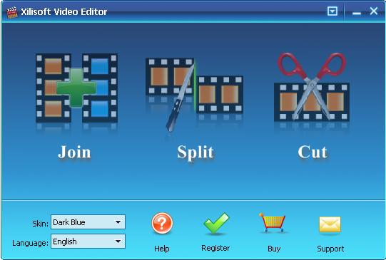����� Xilisoft Video Editor ���� �� �����+�����+���+����� ����� �������