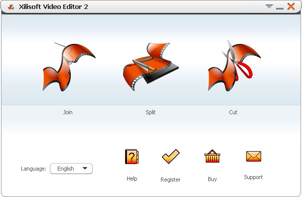 Xilisoft Video Editor Screen shot