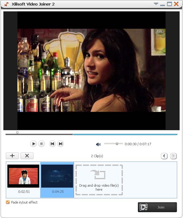 Xilisoft Video Joiner 2.0.1.0111