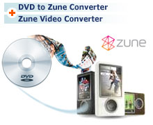 Click to view Xilisoft Zune Converter Suite 5.1.17.1114 screenshot